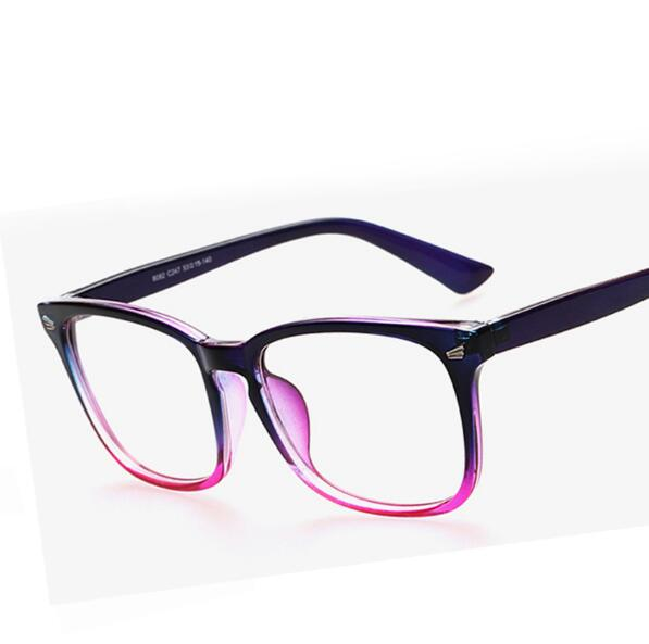 24f6869ca4 2017 Nuevo Vintage gafas De moda De los hombres ojo gafas marcos De gafas  para mujeres Armação Oculos De Grau femeninos Masculino en De los hombres  gafas de ...
