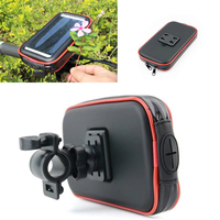 Touch Screen Bicycle Motocycle Bike Mobile Phone Holders Case Bags For ZOPO Lion Heart Flash X