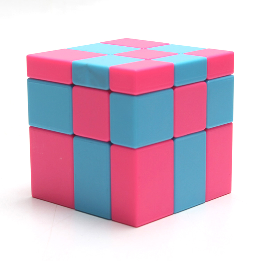 Plastic Magic Cube Puzzle Toy Blocks Children Spinner Game Brinquedos Learning Resources Cube Magique Intelligence Toys 70D0713
