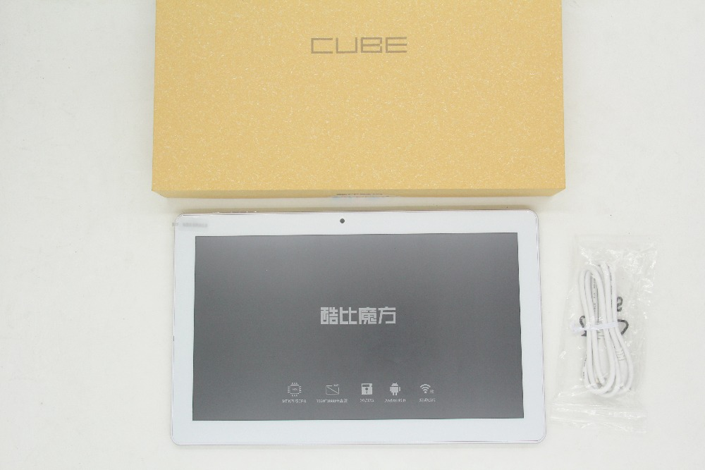 Nouvelle Arrivée 10.6 ''IPS Cube iplay10 Android 6.0 Tablet MTK 8163 Quad Core 2 GB/32 GB Bluetooth HDMI