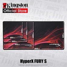 Kingston HyperX FURY YENI Mouse Pad Büyük Ped Macbook dizüstü bilgisayar faresi Dizüstü Bilgisayar Yaratıcı Kauçuk Mat Oyun Mousepad