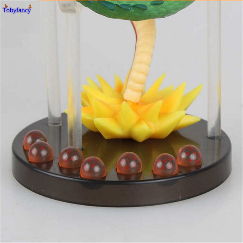 Tobyfancy Dragon Ball Z Figures Shenron Anime Dragon Ball Z Action Dragon Shenlong DBZ Toy PVC Figure Shenglong Dragon