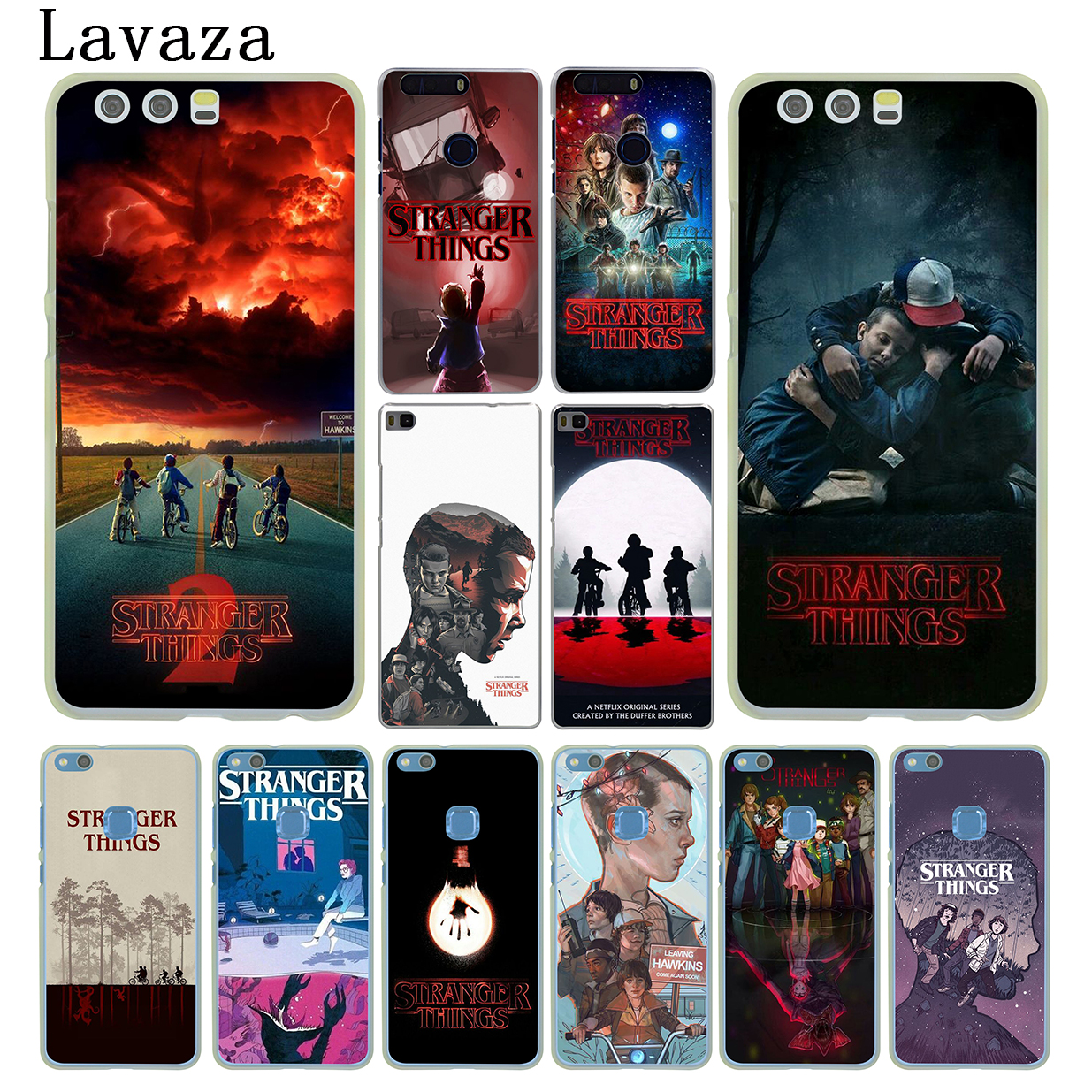 coque huawei p10 lite stanger things