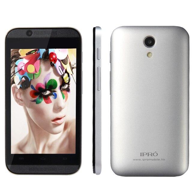 2016 Новый IPRO Смартфон Celular Разблокирована Мобильный Телефон Передняя и Задняя Камера Dual SIM Мобильный Телефон 1500 мАч Тонкий Сотовый телефон Оптовая