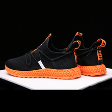 2019 New Casual Shoes Men Breathable Autumn Summer Mesh Shoes Sneakers Fashionable Breathable Lightweight Movement Shoes men shoes summer autumn new men casual shoes breathable doug shoes british lazy teenagers