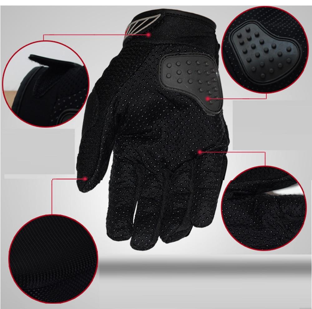 Pro biker motorhandschoenen heren crossmotorhandschoenen gants moto - Motoraccessoires en onderdelen - Foto 4