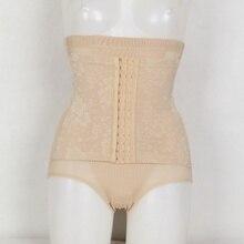 2 pcs a lot Shapers Women waist trainer body shaper Slimming Panties Shapewear Underwear tummy control Girdle belt pant