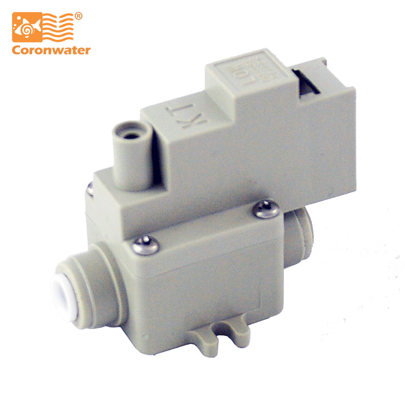 Coronflow Low Pressure Shut off Switch 1/4 for Water RO Booster System LPS