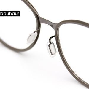 Image 5 - Bauhaus Cat Eye Eyewear Frames Women frame 3in1 memory core inside Polarized Magnet Clip sunglasses optical glasses