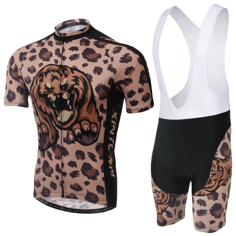 XINTOWN Pro Team Summer MTB Cycling Jersey Short Sleeve Shorts Set Gel Pad Quick Dry Breathable Men Cycling Clothing Ciclismo 2018 pro team ale cycling jersey bicycle clothing short sleeve shirt 9d pad bib shorts set breathable quick dry ropa ciclismo