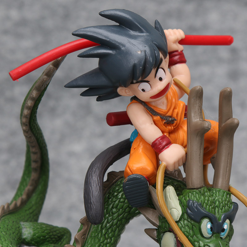 new Dragon ball z anime Shenlong action figure dragonball lamp shenron dbz 11cm