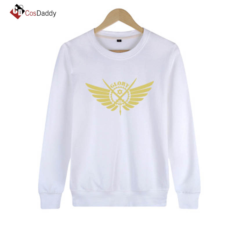 The Kings Avatar Cosplay Costume Japan Anime Top Outfit Clothes CosDaddy
