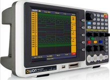 Fast arrival Owon MSO8202T 200MHz 2GS/s Digital Storage Oscilloscope DSO Dual channels+ external trigger MSO-8202T.