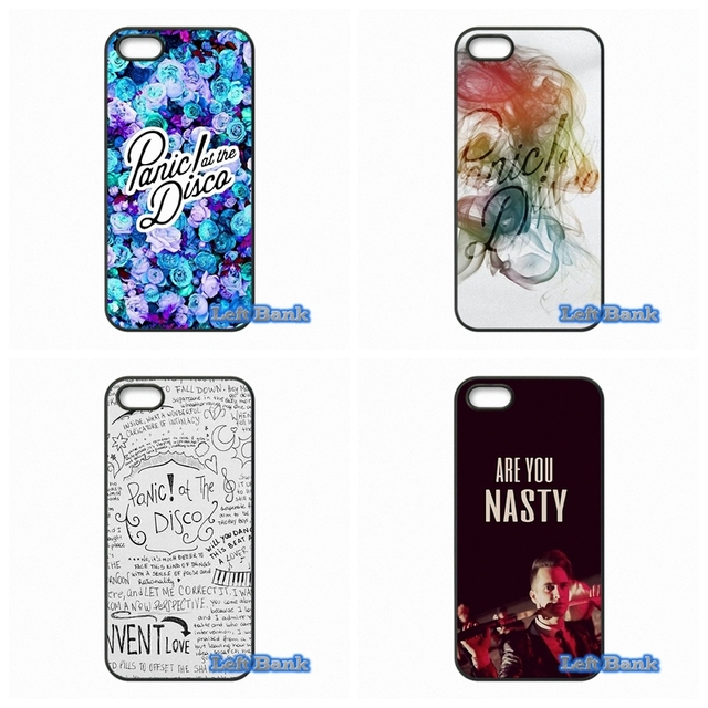 best service e58c1 0f4f4 US $4.99 |Panic At The Disco Hard Phone Case Cover For Apple iPod Touch 4 5  6 For iPhone 4 4S 5 5S 5C SE 6 6S Plus 4.7 5.5 on Aliexpress.com | Alibaba  ...