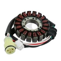 Motorcycle Stator Coil For Yamaha ATV BEAR TRACKER 250 YFM250 01 04 02 03 Motorcycle Parts
