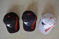 Moto GP Honda Racing Team Baseball Cap Snapback Hat Motocycle Men Women Unisex Adjustable Snapback Letter