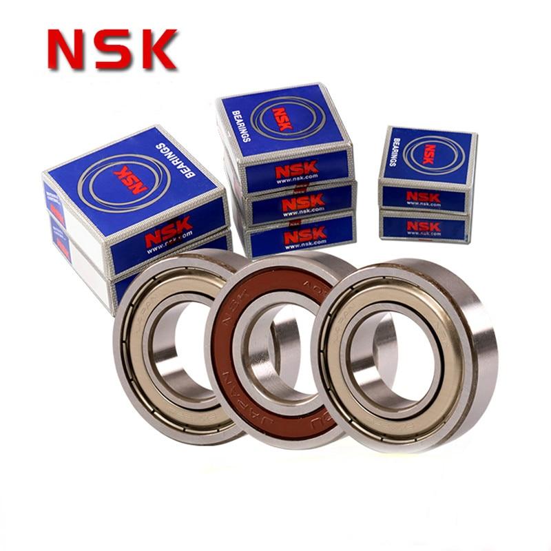 Double Shielded 10 pcs NSK 6203Z -C3 Single Row Deep Groove Ball Bearing