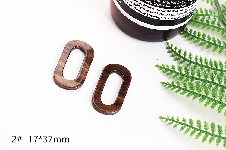 Ritoule DIY hand ear jewelry accessories Japan Harajuku acetate oval ring earrings earring earing ear clip material texture in Jewelry Findings Components from Jewelry Accessories