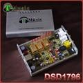 ТОП DSD1796 XMOS U8 USB DAC Звуковая Карта С 3x ТСХО 0.1PPM/Выход на Наушники Поддержка 384 К 32bit/DSD DOP