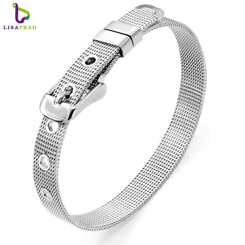 stainless steel wristband LSBR01