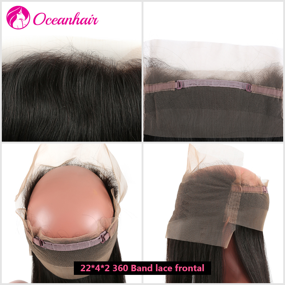 360 lace frontal with bunldes