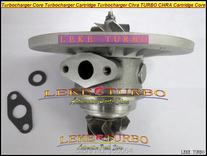 Turbo Cartridge CHRA core RHF5 VIDA 8972402101 VB420037 For ISUZU D-MAX Rodeo Pickup 2004- 4JA1-L 4JA1L 4JA1 2.5L Turbocharger free ship turbo rhf5 8973737771 897373 7771 turbo turbine turbocharger for isuzu d max d max h warner 4ja1t 4ja1 t 4ja1 t engine
