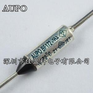 5 Pcs Per Lot Thermal Fuse Cutoff TF 172 Degree 250V 10A BF172(China)
