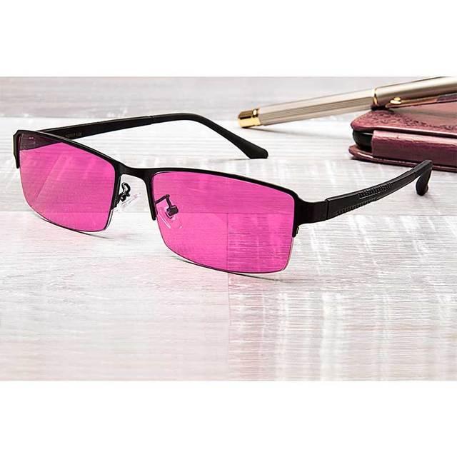 Vasos Daltonismo corrección Mujeres Hombres gafas de Sol de Color ...