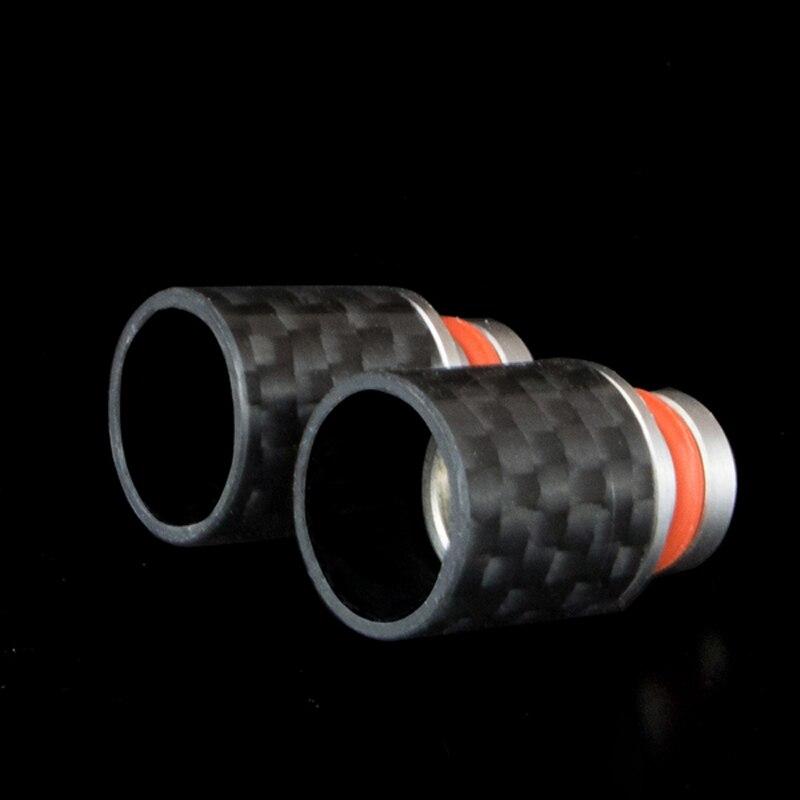 ugljični vlakno Široki provrti usnika za usta Tip za kapanje 510 - Elektronske cigarete - Foto 4