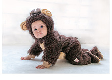 KOOY Spring Winter Baby Monkey Costume Breathable Hooded Rompers  sc 1 st  AliExpress.com & Buy baby monkey costume and get free shipping on AliExpress.com
