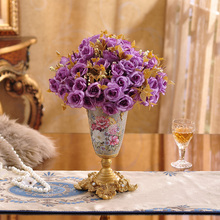 style decoration crafts vase desktop Home Furnishing home decoration gift wedding room furnishings wedding anniversary
