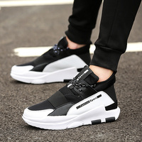 UNN Classic Design Running Shoes Man Massage Comfortable Red Sneakers Walking Driving Office Outdoor Men's Shoes Flat