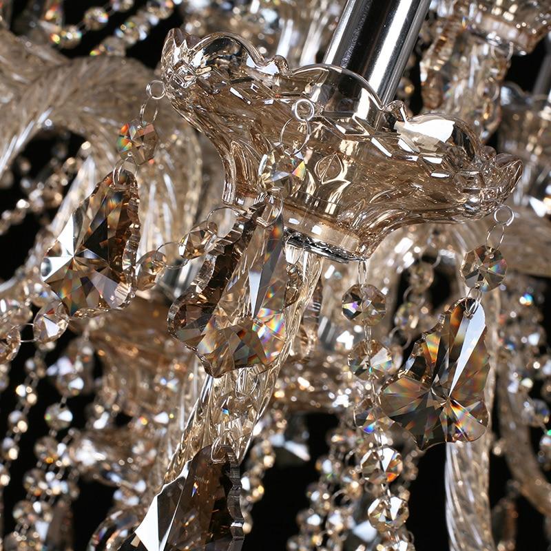 New Luxury led kristallleuchter K9 große kristallleuchter - Innenbeleuchtung - Foto 6