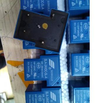 цена на 10PCS relay 4 feet, SLA -24 VDC-SL- A, T9030a relay