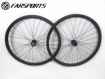 Special discounted MTB wheelsets 33mm x 30mm for mountain bike 27.5er 28H/28H, DT 350 central-locking disc hub Farsports