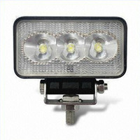 Super Bright 9W LED Work Light Automobiles Motorcycles Driving Offroad Boat Car Tractor Truck 4x4 SUV