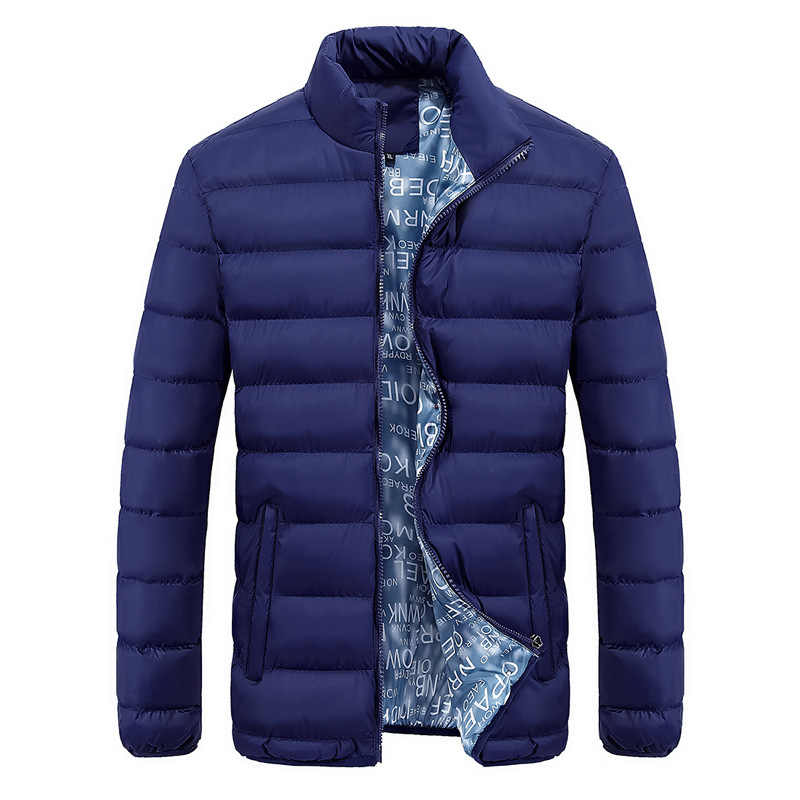 เสื้อใหม่ผู้ชาย 2020 ฤดูใบไม้ร่วงฤดูหนาว Cool Hip Hop Outwear แบรนด์เสื้อผ้าแฟชั่นชาย Windbreaker แจ็คเก็ตบุรุษ M-6XL