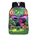Trolls School Bags for Teenagers Girls Boys Daily Bookbag Women Travel Mochilas Children Backpacks Holiday Gifts