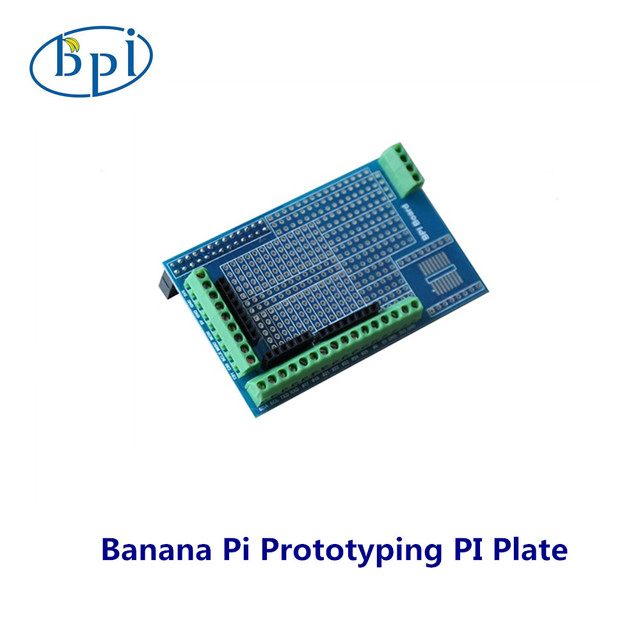 Банан Pi Прототипная печатная плата пластина Прототипная плата