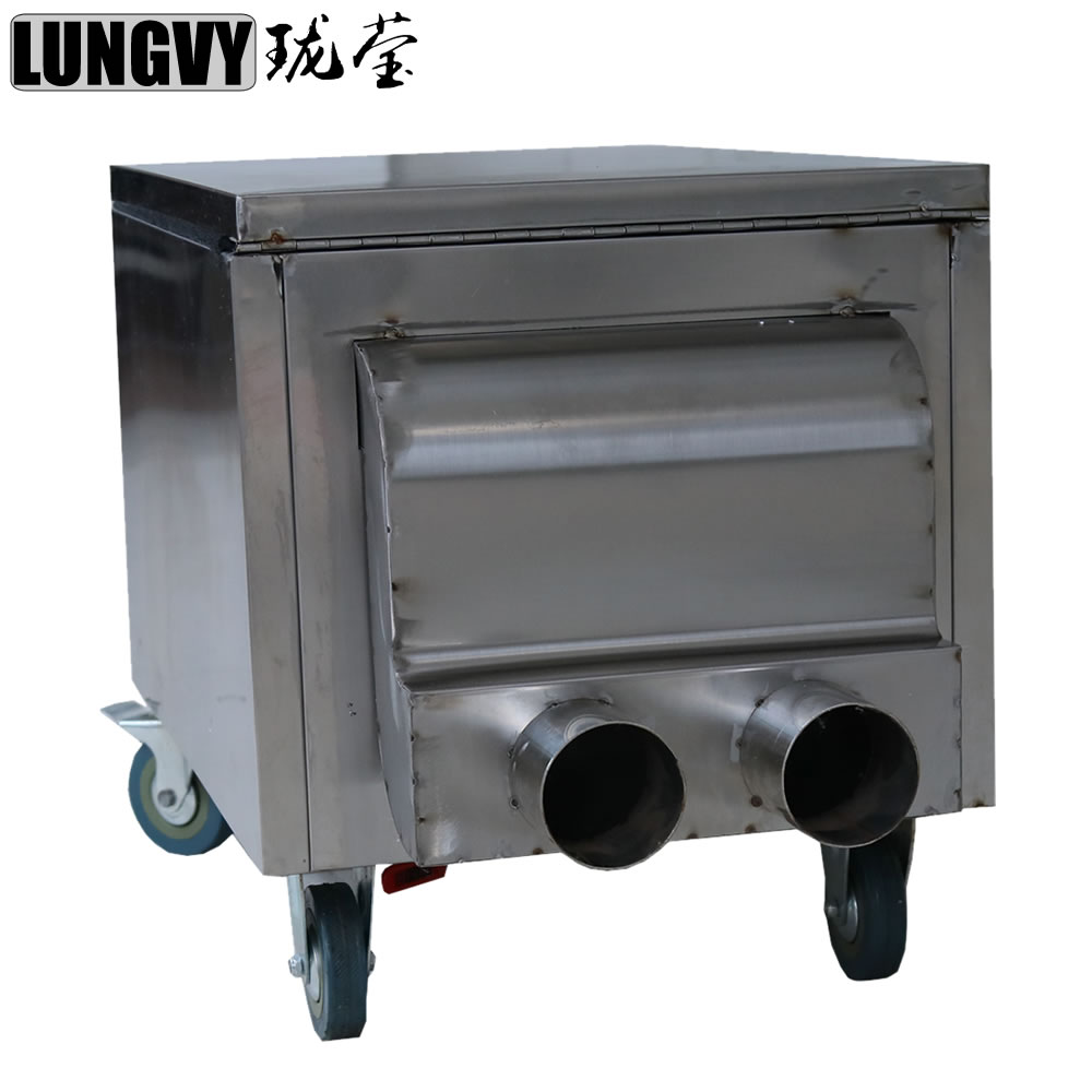High-Grade 3000W Dry Ice Machine Stage Light / Fog Machine/Low Fog Machine Small Size Free Shipping Wedding Video Equipment edtid new high quality small commercial ice machine household ice machine tea milk shop