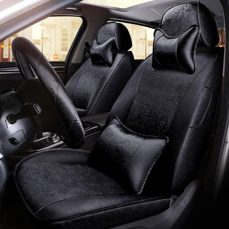 Housse de siège de voiture personnalisée/coton pour Mini One Cooper R50 R52 R53 R55 R56 R60 R61 PACEMAN COUNTRYMAN accessoires coussin de style