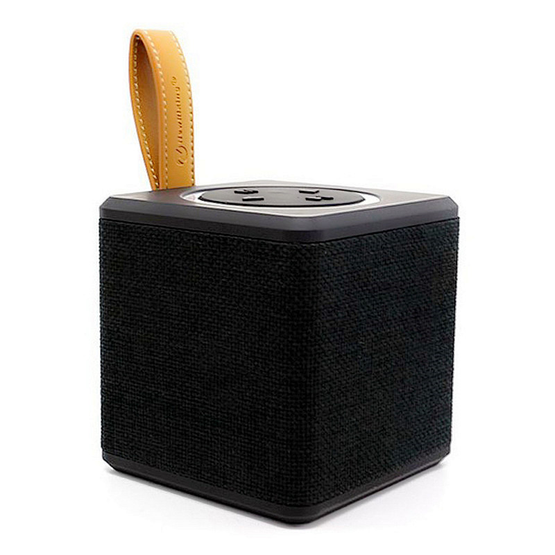 NewRixing Portable sans fil Bluetooth haut-parleur extérieur HIFI musique tissu Art