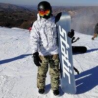 Сноубординг куртки для мужчин и wo для мужчин Professional Лыжный Спорт куртки теплые ветрозащитные непромокаемые куртки для лыжников зимняя улич