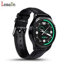 ใหม่ล่าสุดต้นฉบับบลูทูธ4.0 heart rate smart watch gw01รอบหน้าจอชีวิตกันน้ำกีฬาสายรัดข้อมือนาฬิกาสำหรับandroid ios