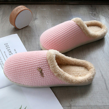 Large Size 43-44 Women Home Slipper Winter TPR Solid Short Plush Soft Fur Slippers For Ladies Casual Zapatos De Mujer цена 2017