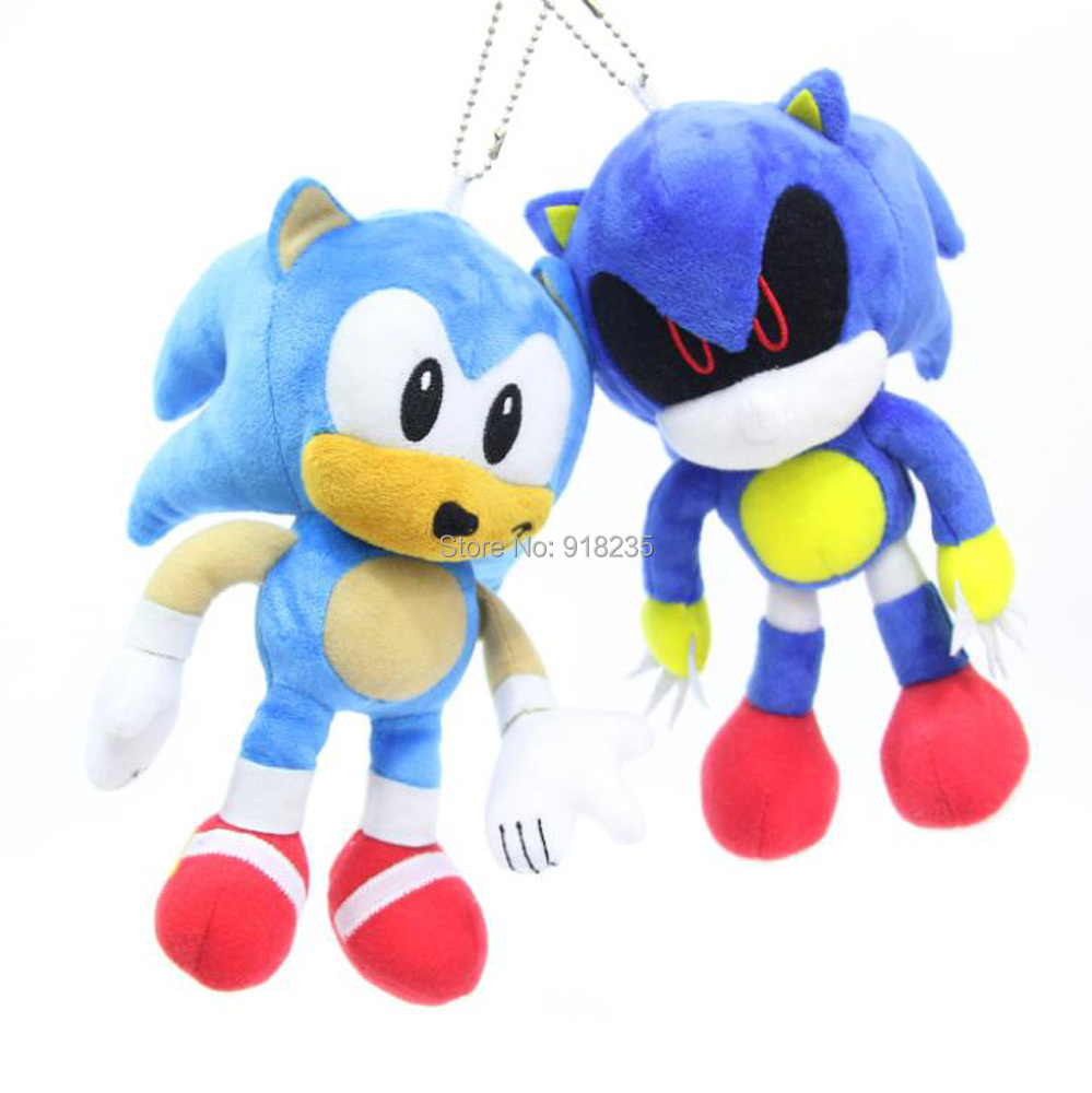Sonic The Hedgehog Series Toy Doll Werehog Shadow Silver Knuckles Tails Us
