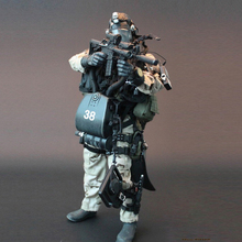 Full Set M002 1/6 Military Soldiers U.S.NAVY SEAL UDT Seal Team Body + Clothes Weapon Collection Action Figure New