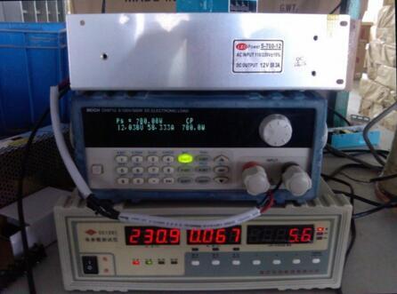 Alimentation à découpage DC12V 58.3A 700 W Transformateur 110 V 220 V AC-DC 12 V SMPS