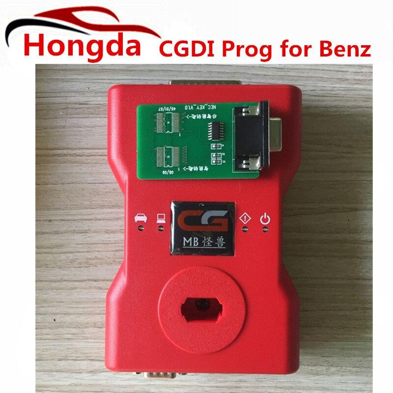 CGDI Prog MB per Benz Chiave Dell'automobile Aggiungere Più Veloce per Benz Chiave Programmatore Supporto Tutta la Chiave Persa