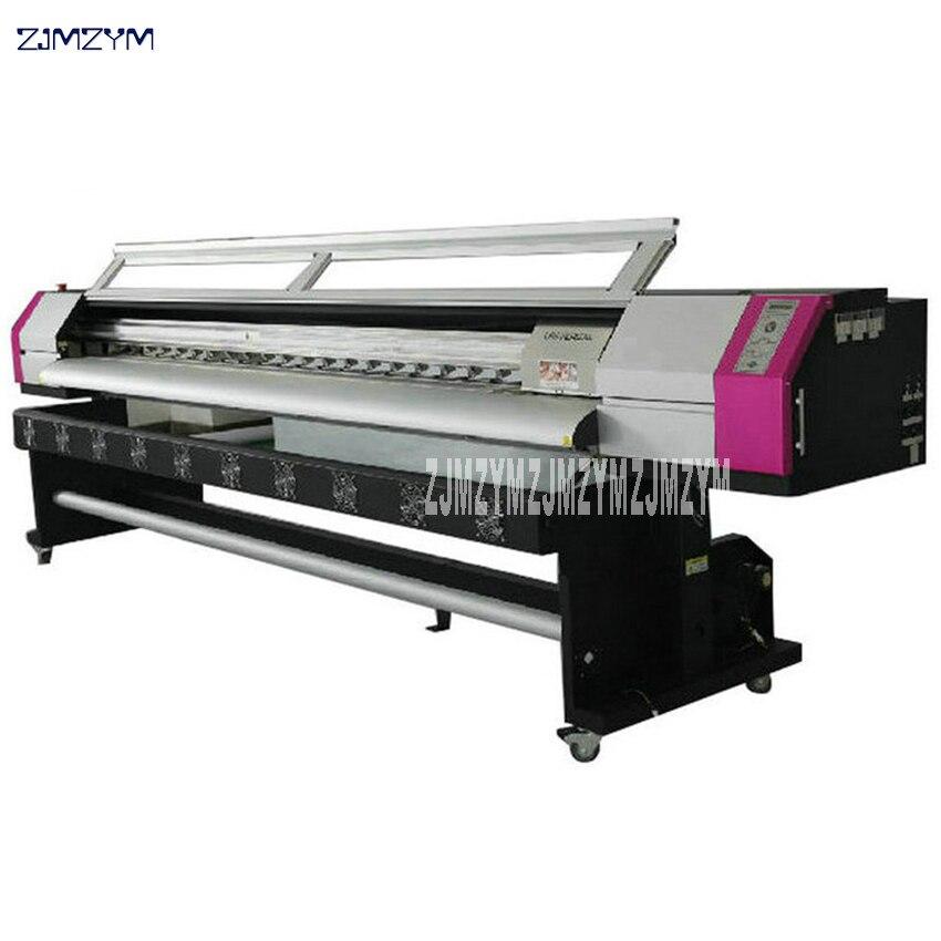 Angemessen Große Format Digital Drucker 220 V/110 V Bill Drucker, Karte, Tücher, Label Drucker Unterstützung Maintop/easy-photoprint Hell Und Durchscheinend Im Aussehen